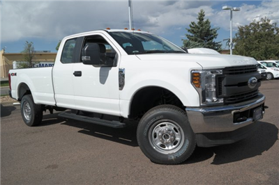 2018 F-250 Super Cab 4x4,  Pickup #B46180 - photo 1