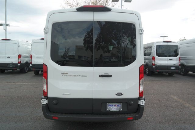 2018 Transit 350 Med Roof 4x2,  Passenger Wagon #B46267 - photo 2