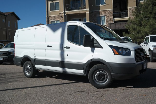 2018 Transit 250 Low Roof 4x2,  Empty Cargo Van #B54881 - photo 4