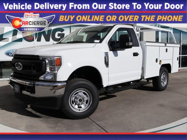 2020 Ford F-250 Regular Cab 4x4, Scelzi Service Body #C14200 - photo 1