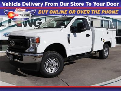 2020 Ford F-250, Scelzi Service Body