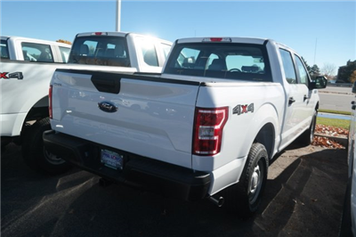 2018 F-150 Crew Cab 4x4 Pickup #C23849 - photo 2