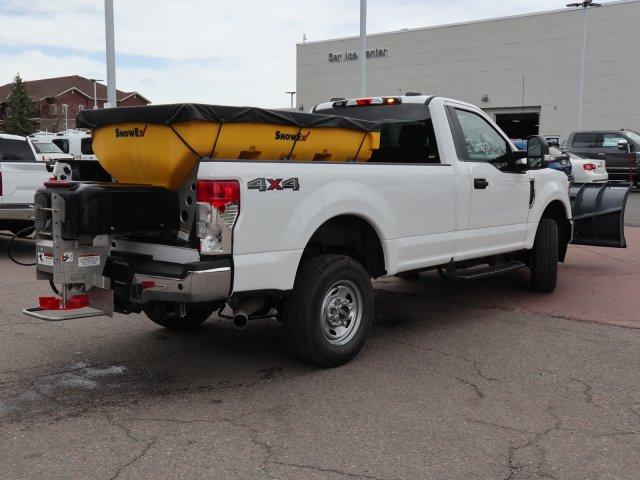 2020 Ford F-350 Regular Cab 4x4, SnowEx Pickup #C30547 - photo 1