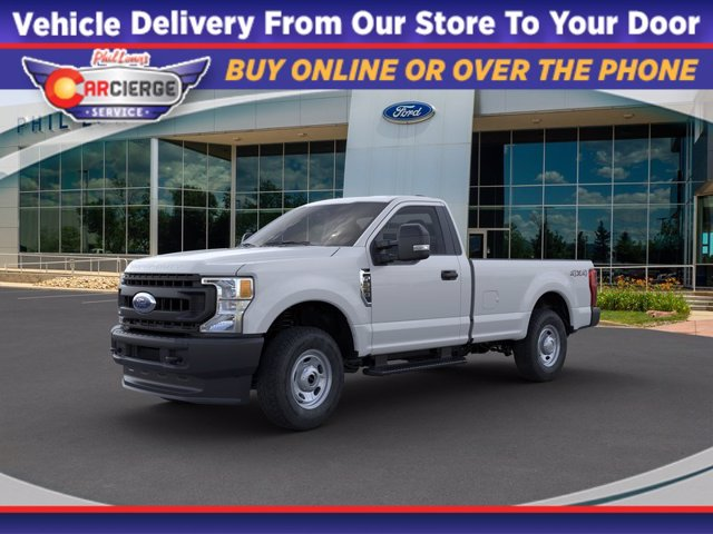 2021 Ford F-350 Regular Cab 4x4, Cab Chassis #C40279 - photo 1