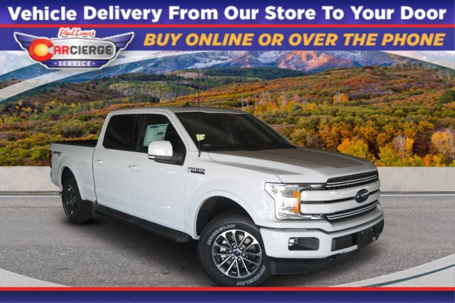 2019 Ford F-150 SuperCrew Cab 4x4, Pickup #C42061 - photo 1