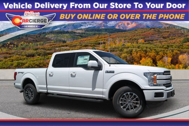 2019 F-150 SuperCrew Cab 4x4,  Pickup #C42062 - photo 1