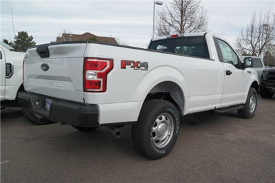 2018 F-150 Regular Cab 4x4 Pickup #C44555 - photo 2