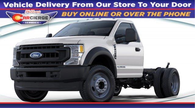 2020 Ford F-450 Regular Cab DRW 4x4, Cab Chassis #C49170 - photo 1