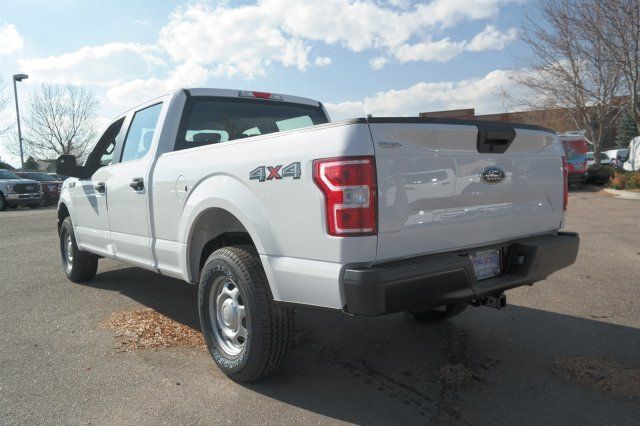 2018 F-150 Crew Cab 4x4 Pickup #C52433 - photo 2