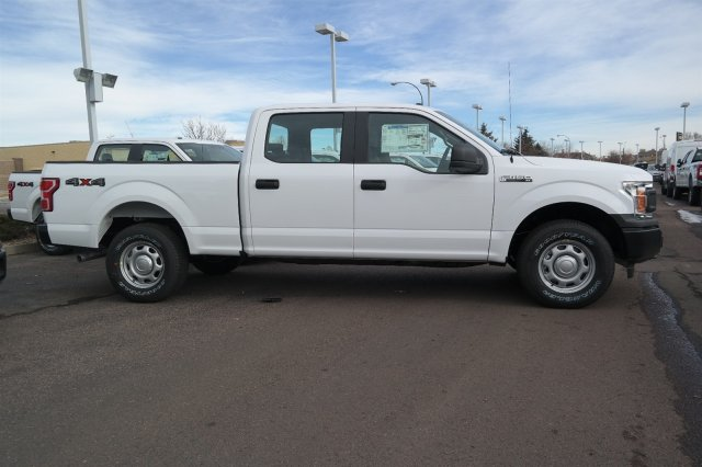 2018 F-150 Crew Cab 4x4, Pickup #C52434 - photo 3