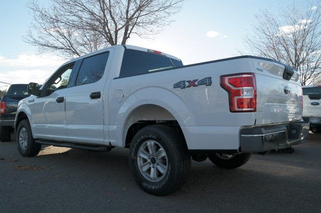 2018 F-150 Crew Cab 4x4 Pickup #C52445 - photo 2