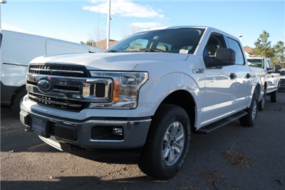 2018 F-150 Crew Cab 4x4 Pickup #C52445 - photo 1