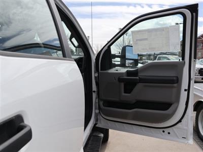 2020 Ford F-550 Crew Cab DRW 4x4, Freedom Canyon Landscape Dump #C54620 - photo 11