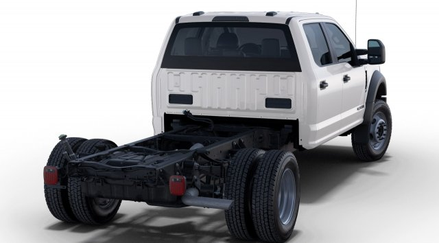 2020 Ford F-550 Crew Cab DRW 4x4, Cab Chassis #C54624 - photo 3
