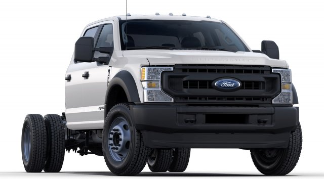 2020 Ford F-550 Crew Cab DRW 4x4, Cab Chassis #C54624 - photo 4