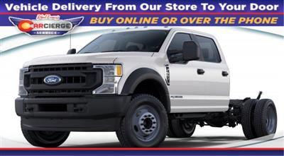 2020 Ford F-550 Crew Cab DRW 4x4, Cab Chassis #C54624 - photo 1