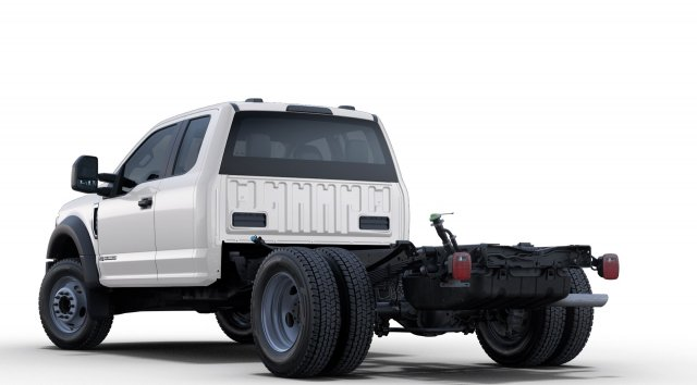 2020 Ford F-550 Super Cab DRW 4x4, Cab Chassis #C54628 - photo 1