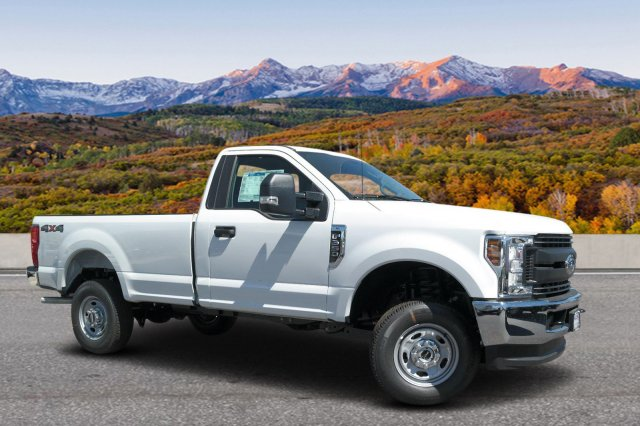 2018 F-350 Regular Cab 4x4,  Pickup #C67101 - photo 1