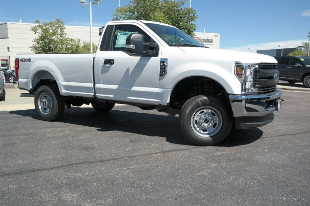 2018 F-350 Regular Cab 4x4,  Pickup #C67101 - photo 4