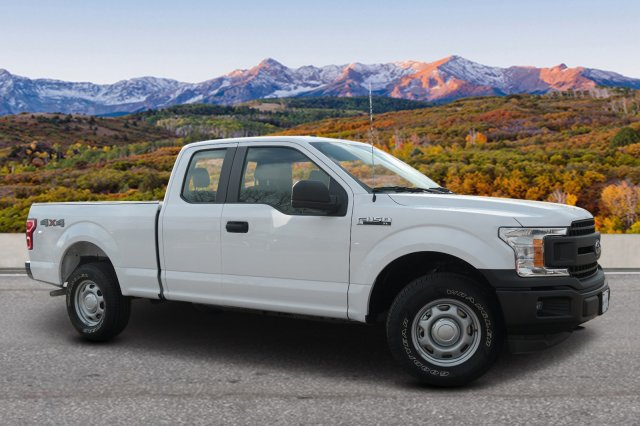 2018 F-150 Super Cab 4x4,  Pickup #C67986A - photo 1