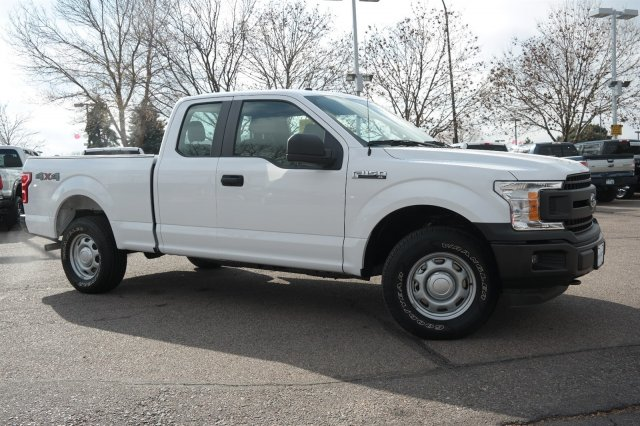 2018 F-150 Super Cab 4x4,  Pickup #C67986A - photo 9