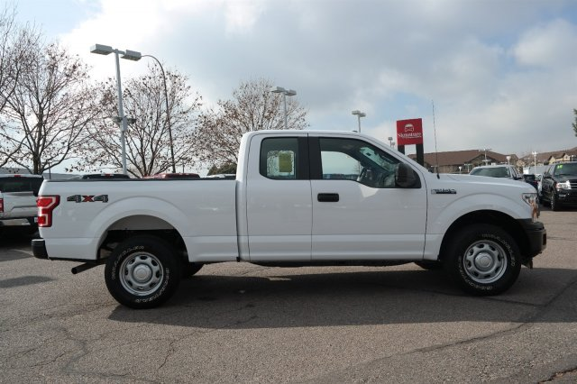2018 F-150 Super Cab 4x4,  Pickup #C67986A - photo 3