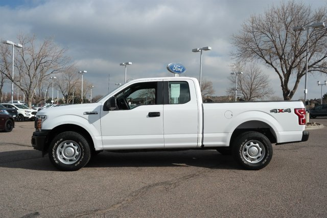 2018 F-150 Super Cab 4x4,  Pickup #C67986A - photo 7