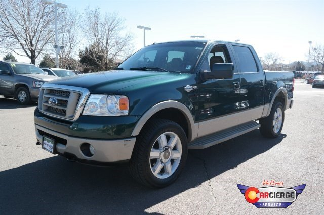2007 F-150 Super Cab 4x4, Pickup #C89147B - photo 7