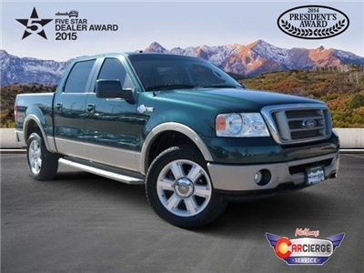 2007 F-150 Super Cab 4x4, Pickup #C89147B - photo 1