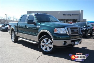 2007 F-150 Super Cab 4x4, Pickup #C89147B - photo 9