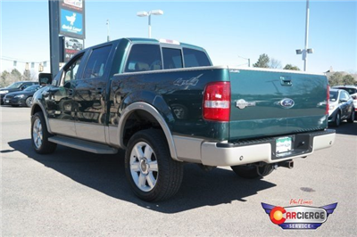 2007 F-150 Super Cab 4x4, Pickup #C89147B - photo 5
