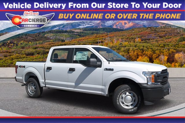 2019 Ford F-150 SuperCrew Cab 4x4, Pickup #C91701 - photo 1