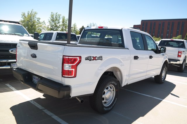 2019 Ford F-150 SuperCrew Cab 4x4, Pickup #C91709 - photo 1