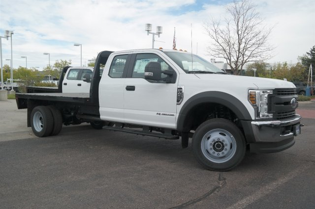 2018 F-450 Super Cab DRW 4x4,  Knapheide Platform Body #C95388 - photo 4