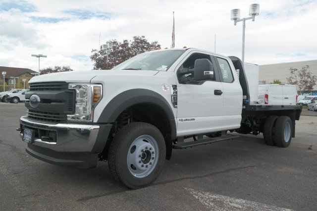 2018 F-450 Super Cab DRW 4x4,  Knapheide Platform Body #C95388 - photo 6