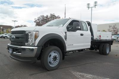 2018 F-450 Super Cab DRW 4x4,  Knapheide PGNB Gooseneck Platform Body #C95388 - photo 6