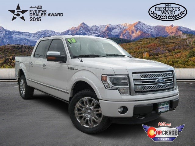2013 F-150 Super Cab 4x4 Pickup #D09042A - photo 1