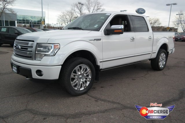2013 F-150 Super Cab 4x4 Pickup #D09042A - photo 8
