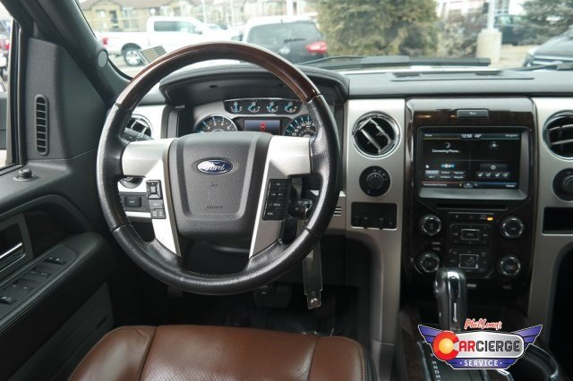 2013 F-150 Super Cab 4x4 Pickup #D09042A - photo 17