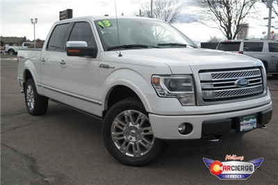 2013 F-150 Super Cab 4x4 Pickup #D09042A - photo 3