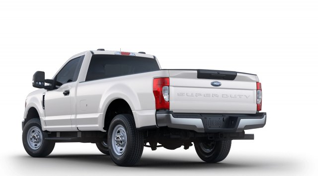 2020 Ford F-350 Regular Cab 4x4, Cab Chassis #D12909 - photo 1