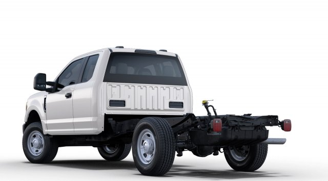 2020 Ford F-350 Super Cab 4x4, Cab Chassis #D12915 - photo 1