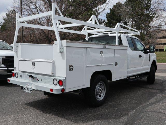 2020 Ford F-350 Super Cab 4x4, Scelzi Service Body #D12920 - photo 1