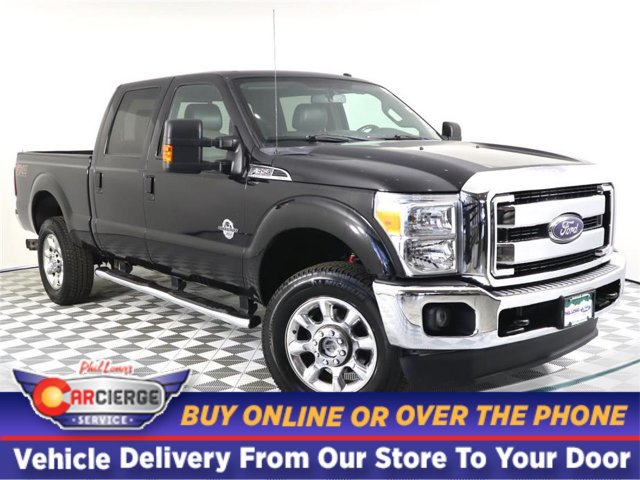 2014 F-350 Crew Cab 4x4, Pickup #D16896A - photo 1