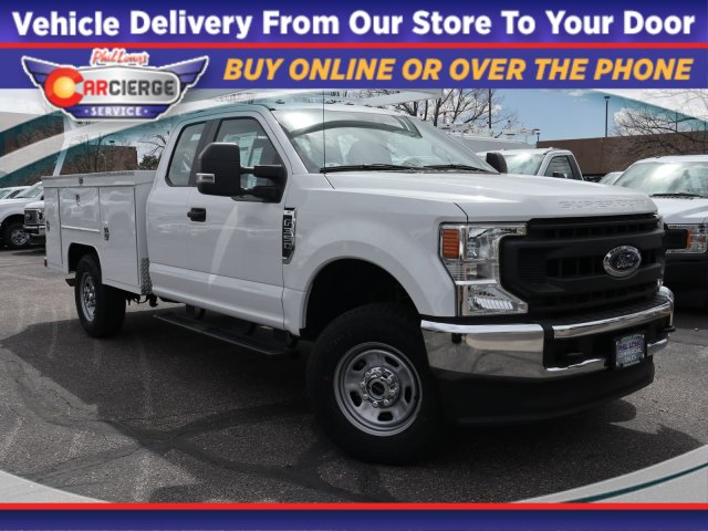 2020 Ford F-350 Super Cab 4x4, Scelzi Service Body #D17831 - photo 1