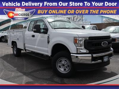2020 Ford F-350, Scelzi Service Body