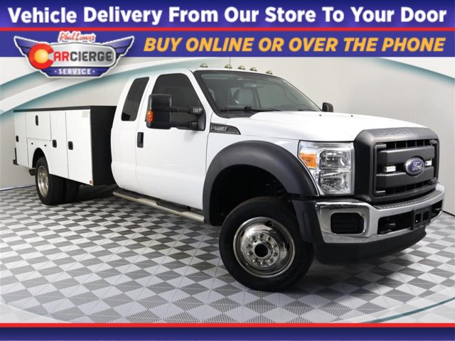 2016 F-550 Super Cab DRW 4x4, Cab Chassis #D21527A - photo 1