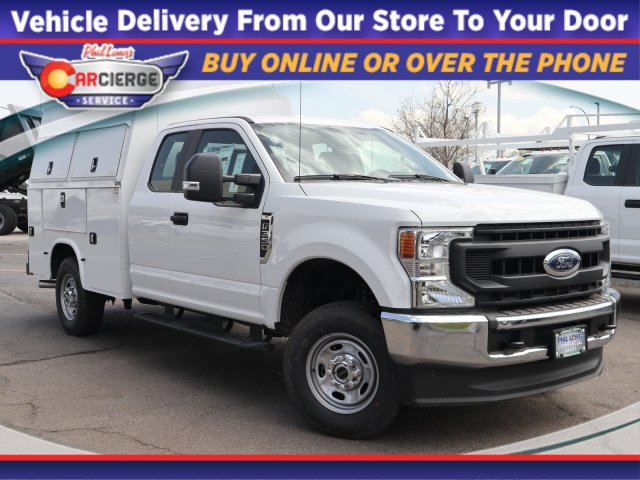 2020 Ford F-350 Super Cab 4x4, Knapheide Service Body #D25139 - photo 1