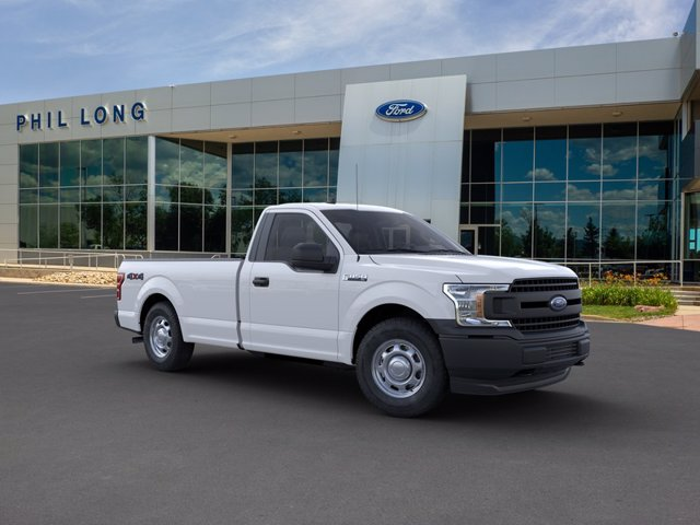2020 Ford F-150 Regular Cab 4x4, Pickup #D34445 - photo 7