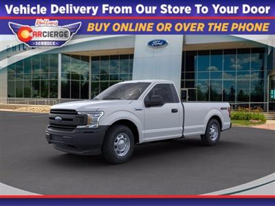 2020 Ford F-150 Regular Cab 4x4, Pickup #D34445 - photo 1